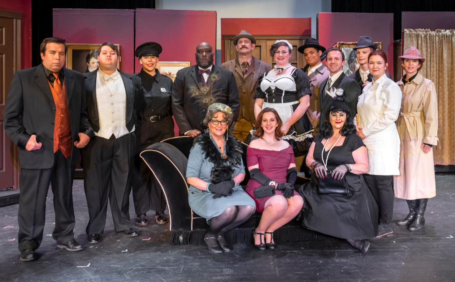 The Clue: On Stage review is in!